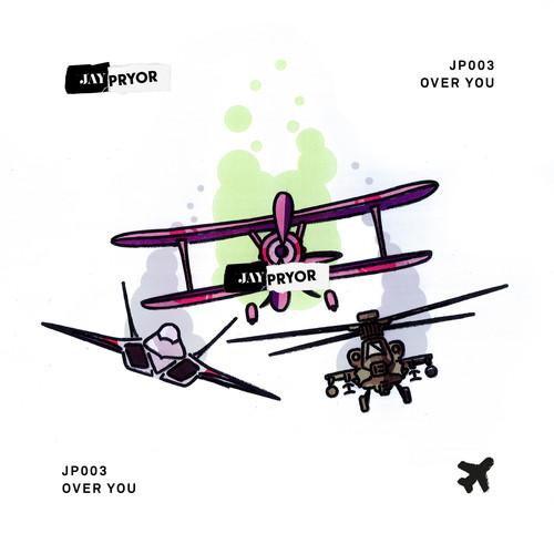 Jay Pryor / MP3 Single Over You