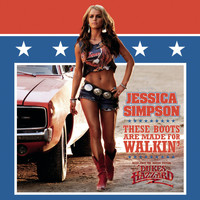 Jessica Simpson - These Boots Are Made for Walkin' EP