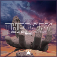 Armin van Buuren feat. James Newman - Therapy (Remixes)
