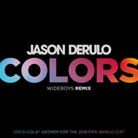 Jason Derulo - Colors (Wideboys Remix)
