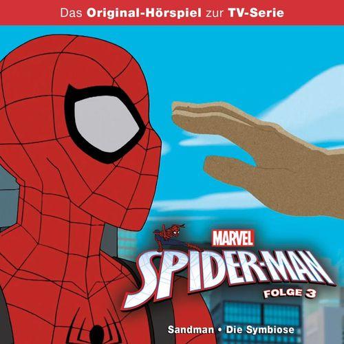 Marvel - Spider-Man MP3 Track Kapitel 7: Die Symbiose (Folge 3)
