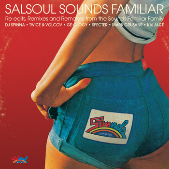 The Salsoul Orchestra - Chicago Bus Stop (Ooh, I Love It) (DJ Spinna ReFreak)