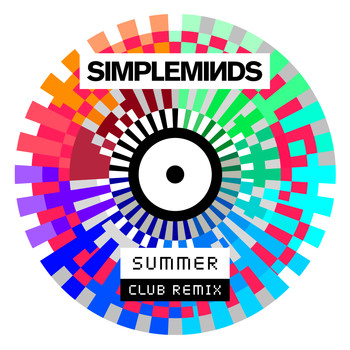 Simple Minds - Summer (Club Remix)