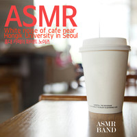 Jacob - ASMR, White Noise of Cafe Hongik University in Seoul