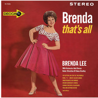 Brenda Lee - Brenda, That's All