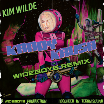 Kim Wilde - Kandy Krush (Wideboy Remix)