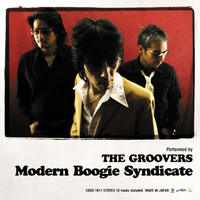 The Groovers - Modern Boogie Syndicate