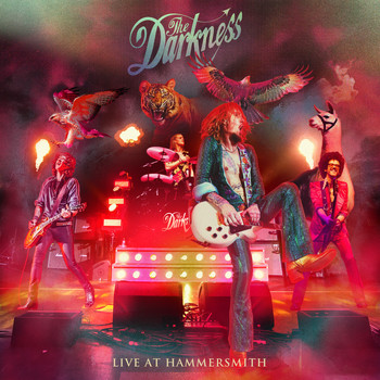 The Darkness - Live at Hammersmith (Explicit)