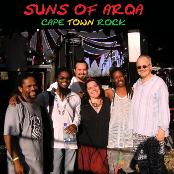 Suns Of Arqa - Cape Town Rock