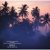 Satoru Nakada - Voices Of The Earth Islands Nature Recordings Bali The Mistique Air