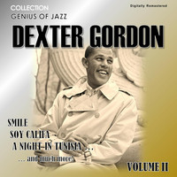 Dexter Gordon - Genius of Jazz - Dexter Gordon, Vol. 2 (Digitally Remastered)