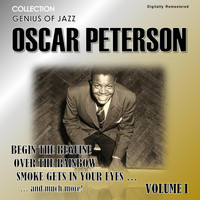 Oscar Peterson - Genius of Jazz - Oscar Peterson, Vol. 1 (Digitally Remastered)