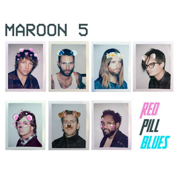 Maroon 5 - Red Pill Blues (Deluxe)