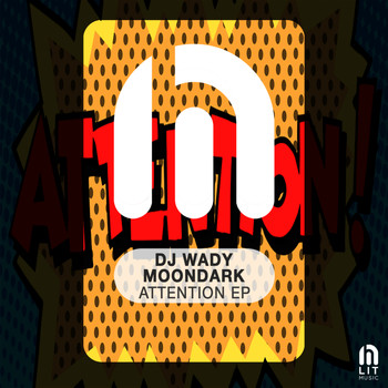 Dj Wady - Attention EP