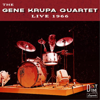 Gene Krupa - The Gene Krupa Quartet Live 1966