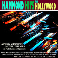 Ashley Tappen - Hammond Hits From Hollywood