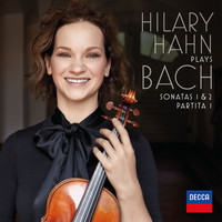 Hilary Hahn - Bach, J.S.: Partita for Violin Solo No. 1 in B Minor, BWV 1002: 4. Courante - Double