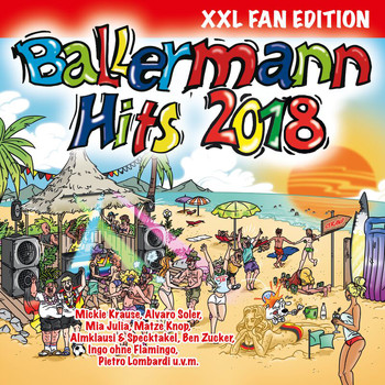 Various Artists - Ballermann Hits 2018 (XXL Fan Edition)