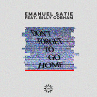 Emanuel Satie - Don't Forget to Go Home