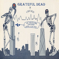 Grateful Dead - UIC Pavillion, Chicago, April 11th 1987 (Live Radio Broadcast)