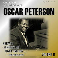 Oscar Peterson - Genius of Jazz - Oscar Peterson, Vol. 2 (Digitally Remastered)
