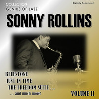 Sonny Rollins - Genius of Jazz - Sonny Rollins, Vol. 2 (Digitally Remastered)