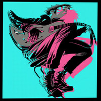 Gorillaz - Hollywood (feat. Snoop Dogg & Jamie Principle) (Explicit)