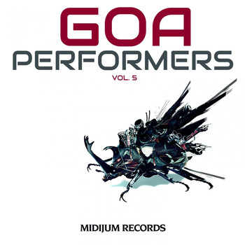 Various Artists - Goa Performers, Vol. 5