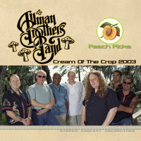 Allman Brothers Band - It's Not My Cross to Bear (Live at Murat Centre, Indianapolis, In, 7/25/2003)