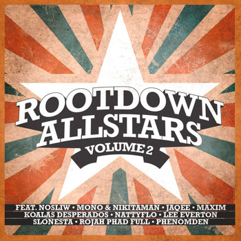 Various Artists - Rootdown Allstars Volume 2