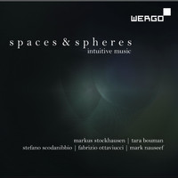 Markus Stockhausen - Stockhausen, Bouman, Scodanibbio, Nauseef & Ottaviucci: Spaces & Spheres - Intuitive Music