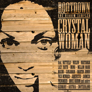 Various Artists - Crystal Woman Riddim Compilation Gsa
