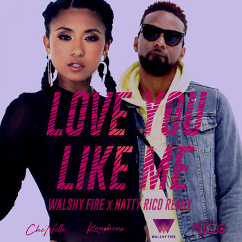 Che'Nelle - Love You Like Me (Remix) [feat. Konshens]