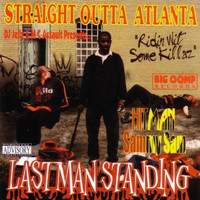 Hitman Sammy Sam - Last Man Standing (Explicit)