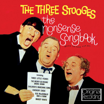 The Three Stooges - The Nonsense Songbook