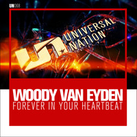 Woody van Eyden - Forever in Your Heartbeat