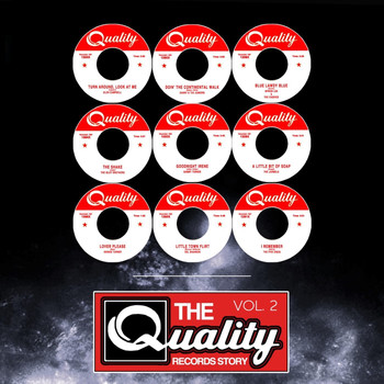 Various Artists - The Quality Records Story, Vol. 2