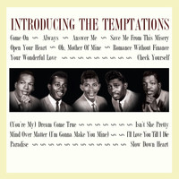 The Temptations - Introducing The Temptations