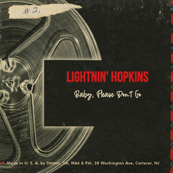 Lightnin' Hopkins - Baby Please Don't Go