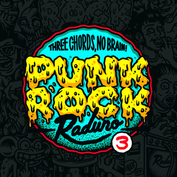 Various Artists / - Punk Rock Raduno, Vol. 3