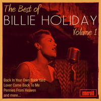 Billie Holiday - The Best of Billie Holiday, Vol. 1