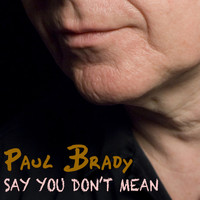 Paul Brady - Say You Don't Mean