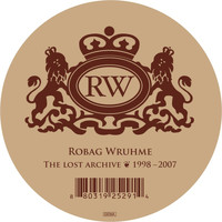 Robag Wruhme - The Lost Archive EP 1998 - 2007 (Explicit)