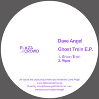Dave Angel - Ghost Train - EP