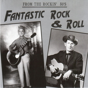 Various Artists - From the Rockin' 50' S Fantastic Rock & Roll