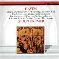 Gidon Kremer - Haydn: The Seven Last Words from the Cross