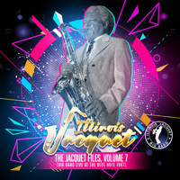 Illinois Jacquet - The Jacquet Files, Vol. 7: Big Band Live at the Blue Note 1987