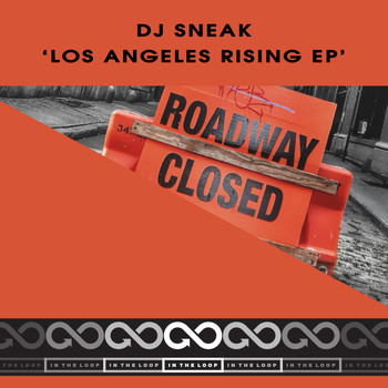 DJ Sneak - Los Angeles Rising EP