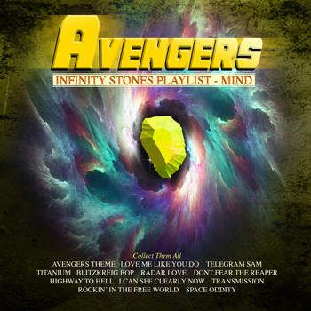 Various Artists - Avengers Infinity Stones - Mind
