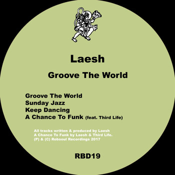 Laesh - Groove the World